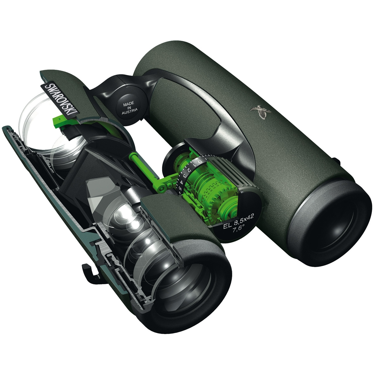 In Swarovski Ccsp Comfort Carrying Strap Pro For Field Pro Binoculars Novel Design;