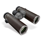 Image of Swarovski CL Companion Nomad 10x30 Binoculars - Leather Armouring - Brown Leather