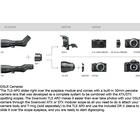 Image of Swarovski 43mm Apochromat Telephoto Lens System for ATX & STX Scopes