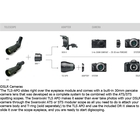 Image of Swarovski 30mm Apochromat Telephoto Lens System for ATS/STS (Includes DR-X Sleeve)