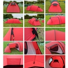 Image of Wild Country Blizzard 3 Tent - Red