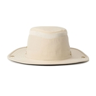 Image of Tilley Medium Brim Snap-Up Lightweight Airflo Hat - Natural/Green