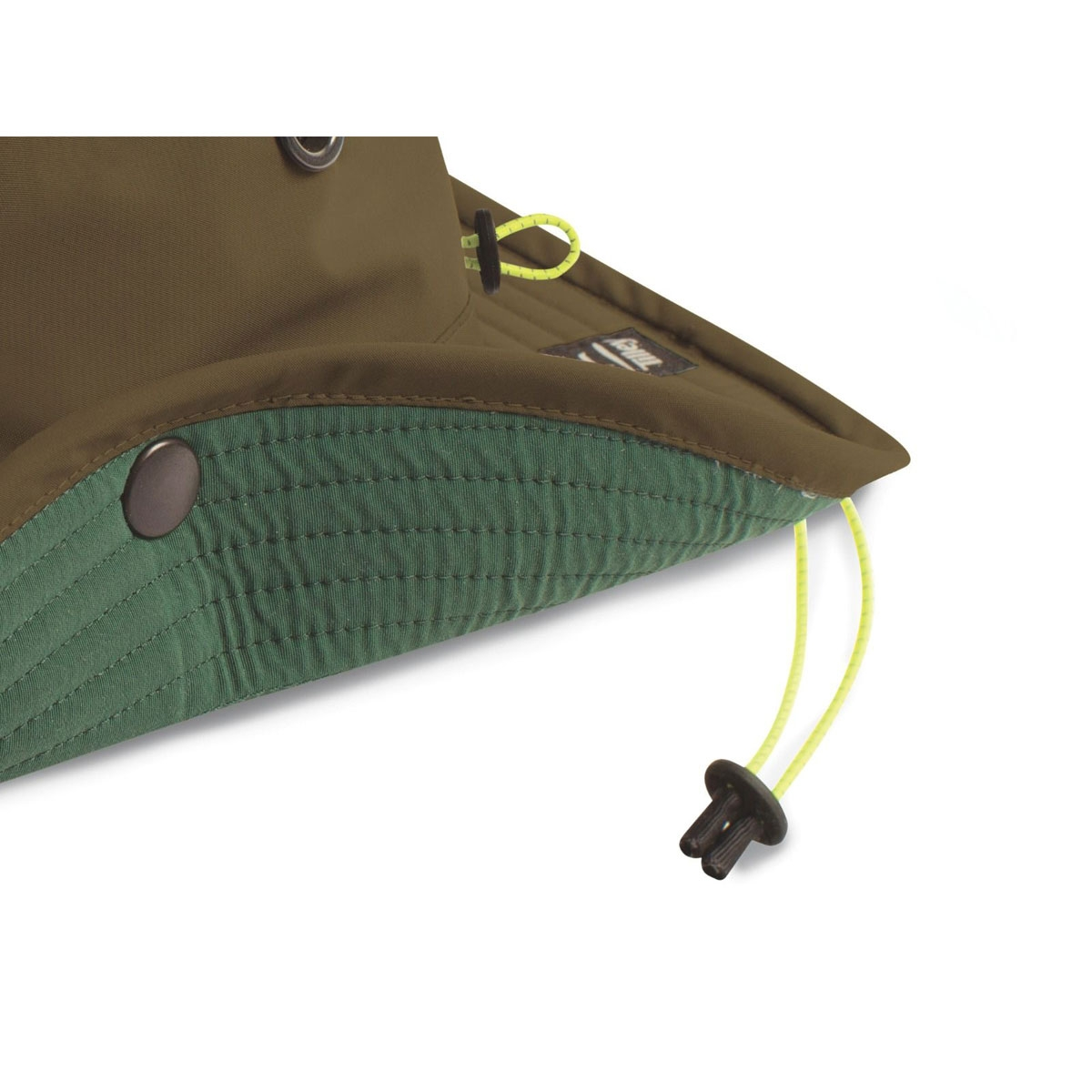 4ba35836fc6 ... Image of Tilley Paddlers Hat - Olive ...