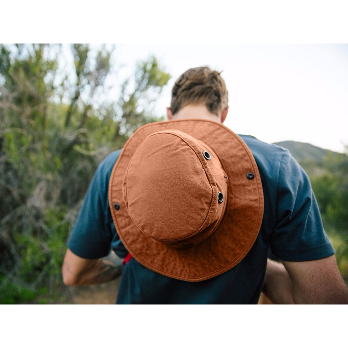 ... Image of Tilley The Tilley Wanderer Hat - Caramel. « ff11a4561a7