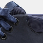 Image of Timberland Bradstreet Chukka Leather Casual Boots (Men's) - Dark Blue Nubuck