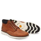 Image of Timberland Bradstreet Chukka Leather Casual Boots (Men's) - Red Brown FG