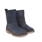 Image of Timberland Chamonix Valley WP Winter Boots (Women's) - Dark Grey Suede