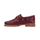 Image of Timberland Classic Authentic 3 Eye Boat Shoe (Men's) - Burgundy
