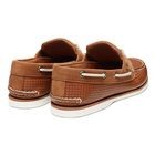 Image of Timberland Classic Boat Shoes (Men's) - Medium Brown Full Grain