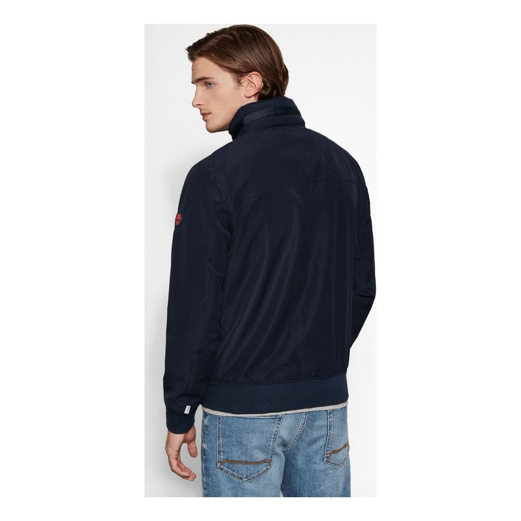 e02a9743 ... Image of Timberland DV Mount Kearsage Sailor Bomber Jacket (Men's) -  Dark Sapphire ...