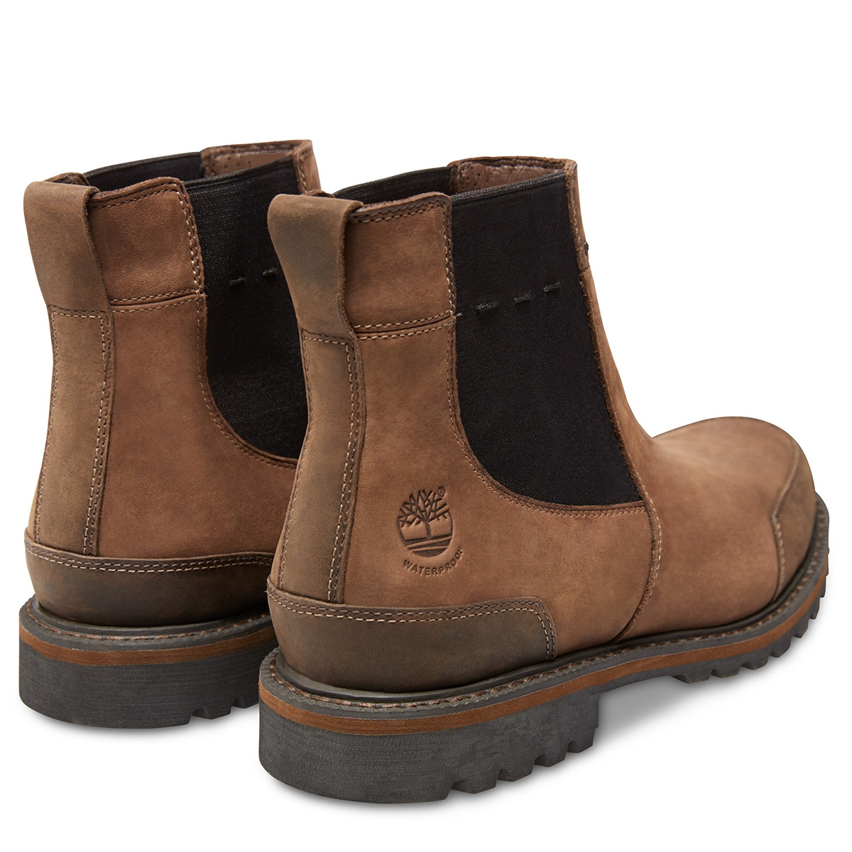 new styles 3317f f5865 Timberland Earthkeepers Chestnut Ridge Chelsea Boots (Men's) - Dark Brown  Oiled