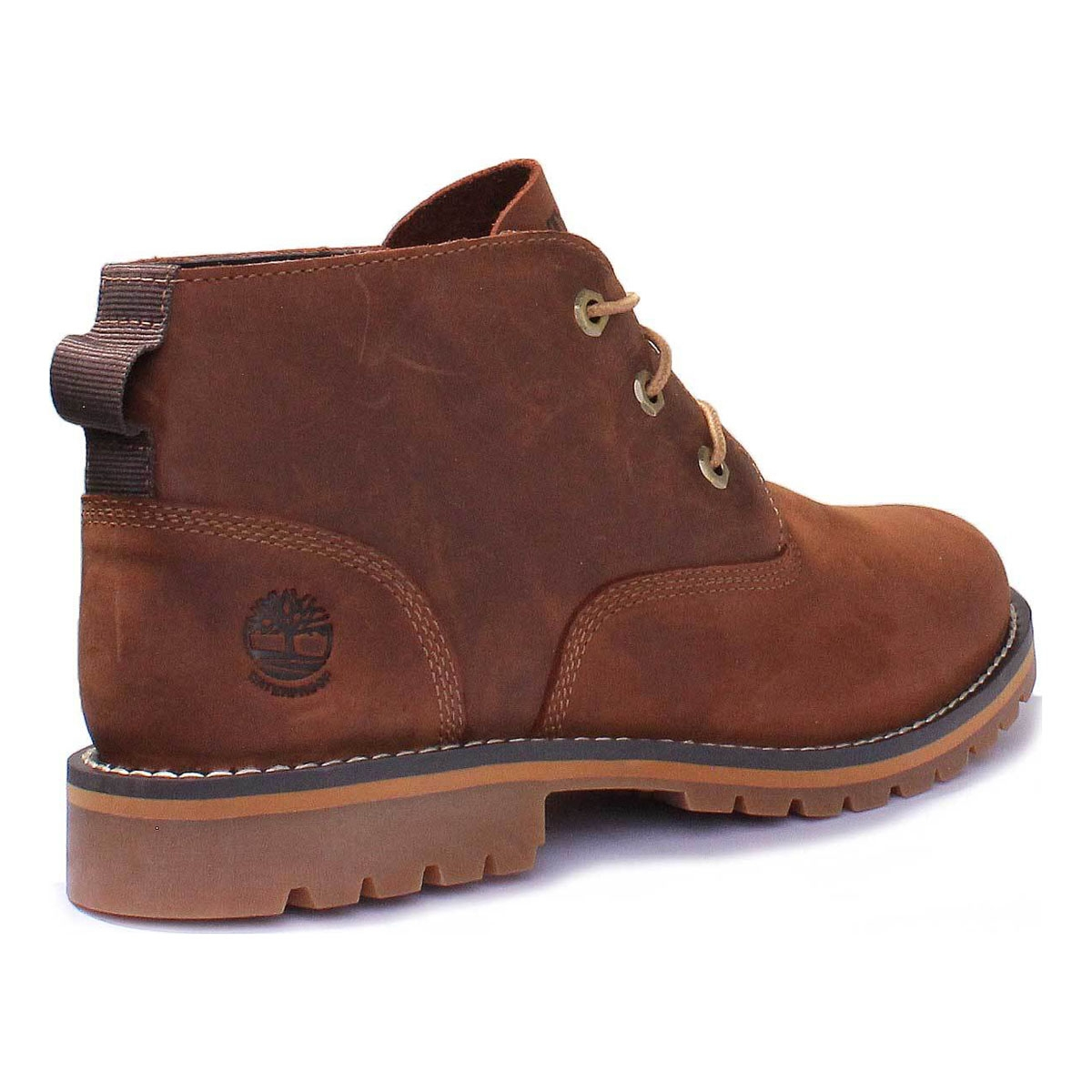 5e2b6071d08 Timberland Earthkeepers Larchmont WP Waterproof Chukka Boots (Men's) -  Glazed Ginger