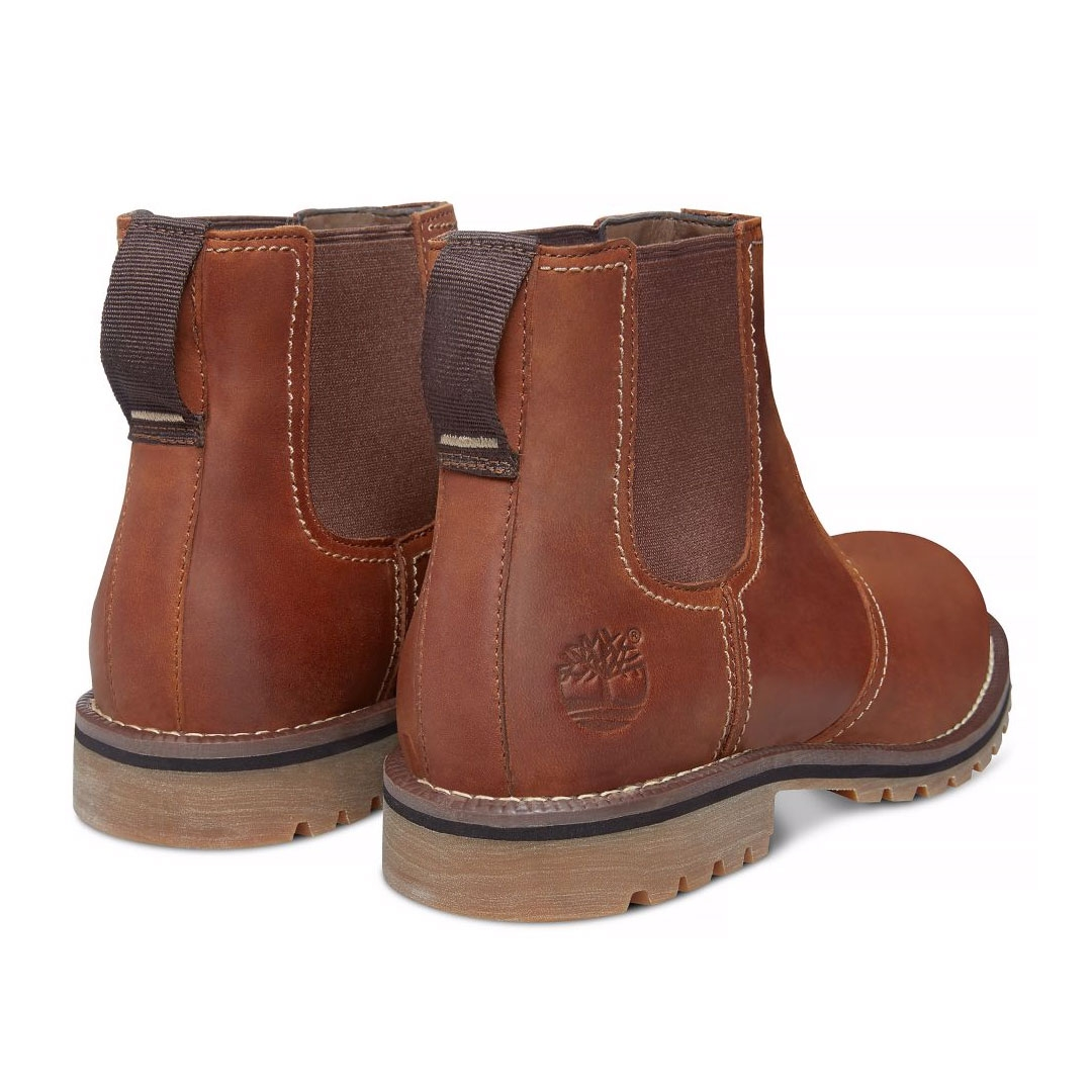 4eaedc702f27 ... Image of Timberland Earthkeepers Larchmont Chelsea Boots (Men s) -  Oakwood FG (Medium Brown ...