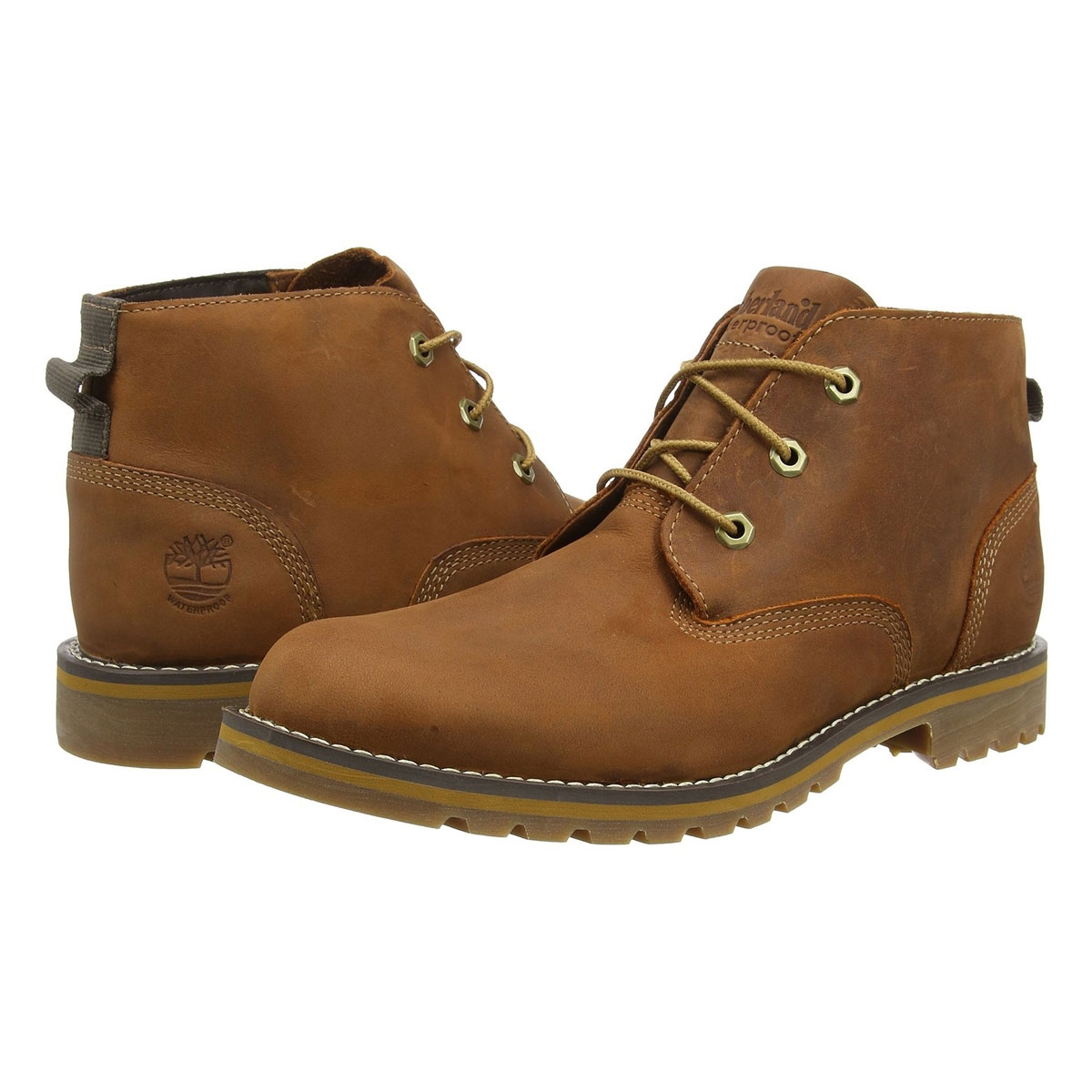 d6e79be0ca04 Image of Timberland Earthkeepers Larchmont WP Waterproof Chukka Boots (  Men s) -