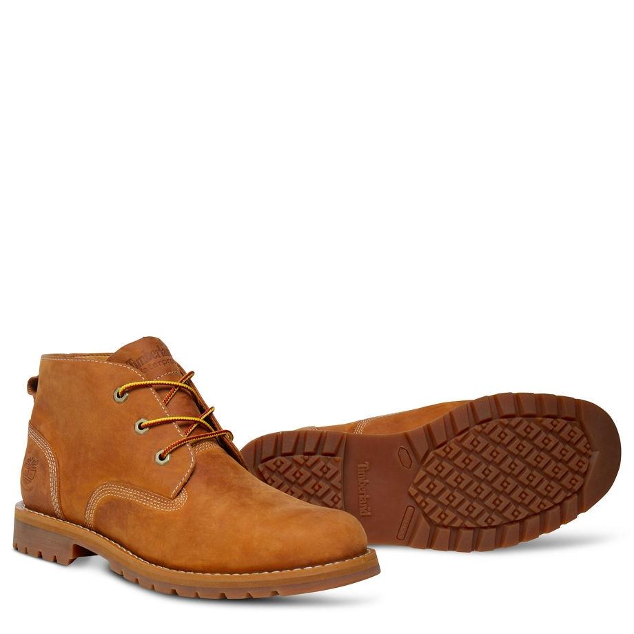 Timberland Earthkeepers Larchmont WP Waterproof Chukka Boots (Men's) Wheat FG