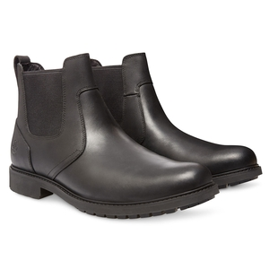 Image of Timberland Earthkeepers Stormbuck Chelsea Boot (Men's) - Black