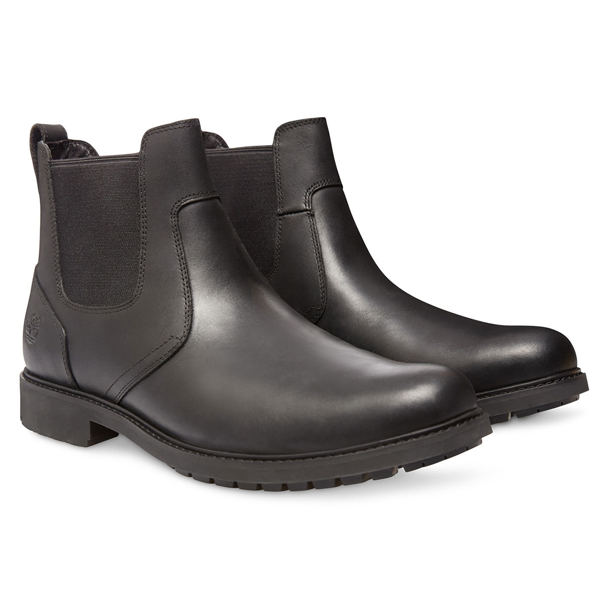 3b1a4798f54a Image of Timberland Earthkeepers Stormbuck Chelsea Boot (Men s) - Black
