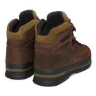 Image of Timberland Euro Hiker SF Leather (Men's) - Dark Brown Full Grain Leather