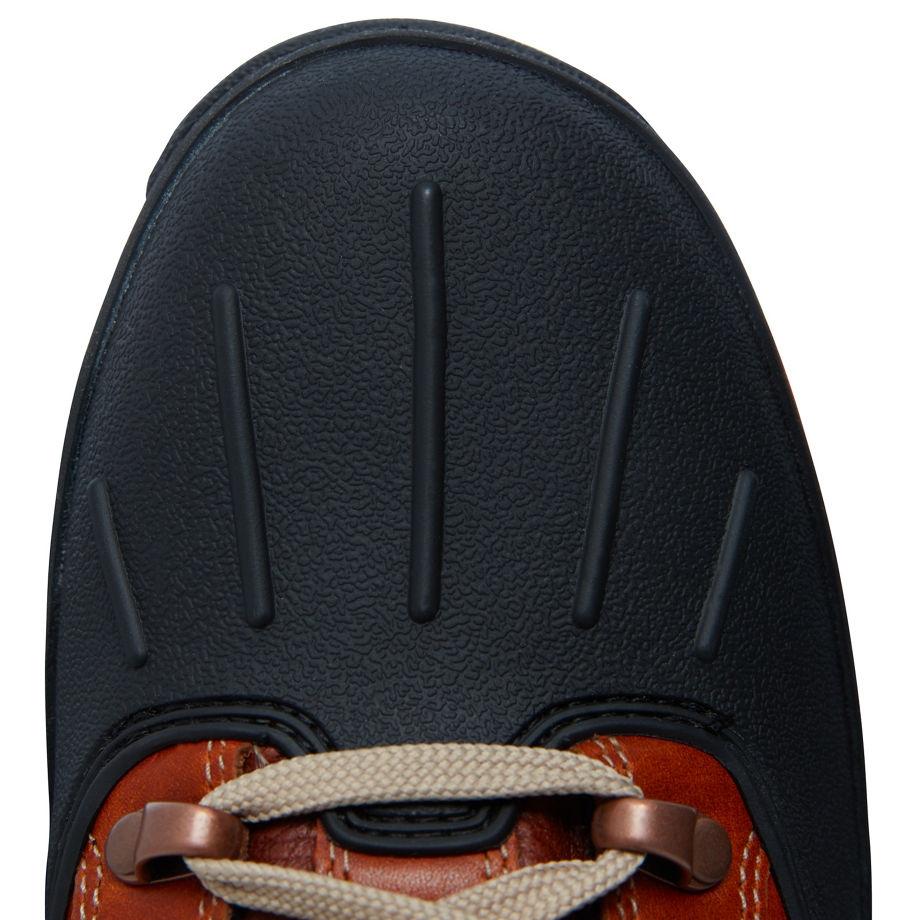 ea3b227afbb Timberland Euro Hiker Shell Toe WP Walking Boots (Men's) - Claypot  Galeforce Full Grain