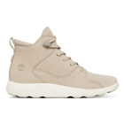 Image of Timberland FlyRoam Hiker Boots (Women's) - Pure Cashmere DT Smooth
