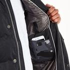 Image of Timberland Goose Eye Vest (Men's) - Black