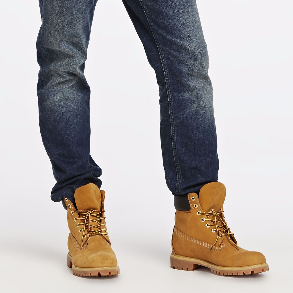 c811fe882e4 ... Image of Timberland Icon Classic 6 Inch Premium Original Boot (Men s) -  Wheat Nubuck