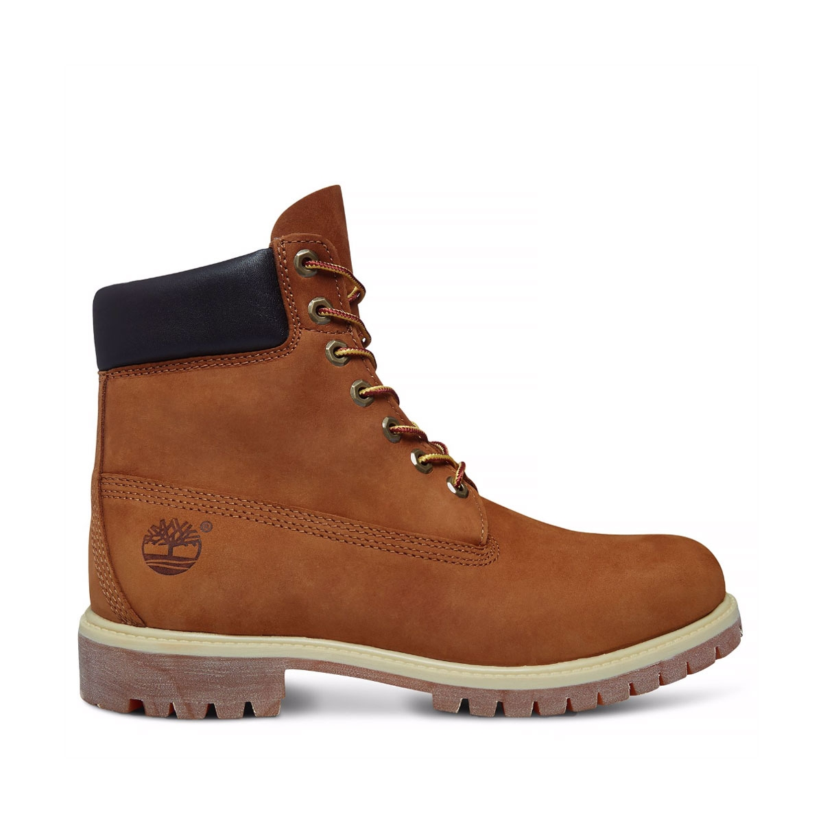 Timberland Icon Classic 6 Inch Premium Original Boot (Men's) Rust Nubuck