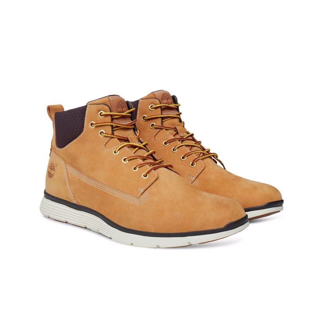35aa279d87e ... Image of Timberland Killington Chukka Casual Boots (Men s) - Wheat  Nubuck ...