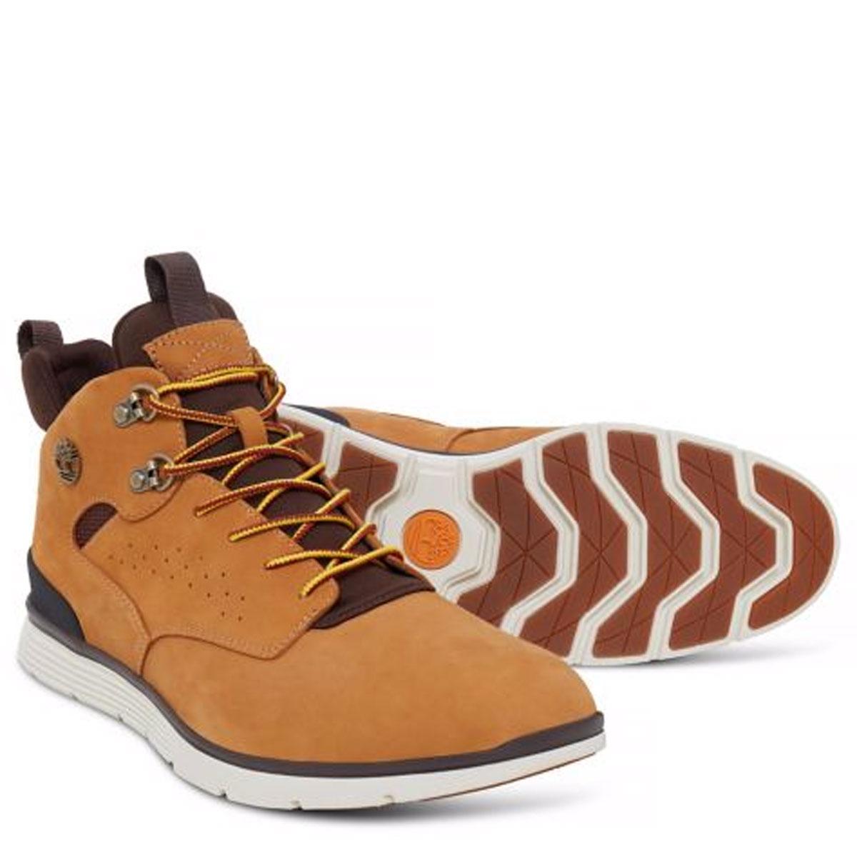 ca9a3203a99d ... Image of Timberland Killington Hiker Chukka Casual Boots (Men s) -  Wheat Nubuck ...