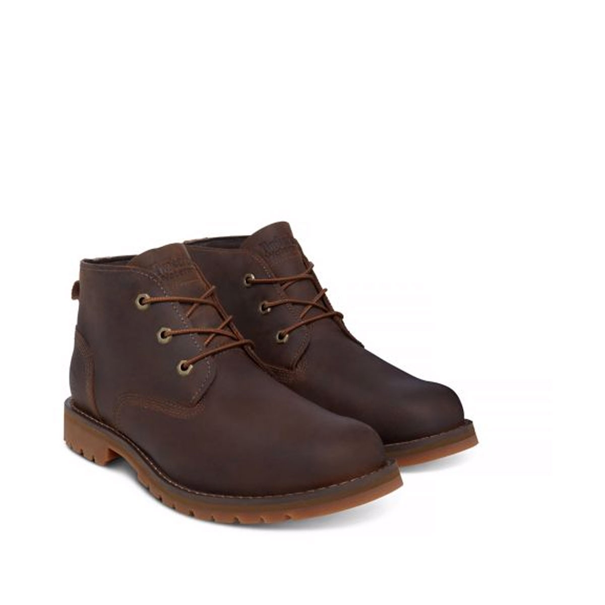 0ace8b30c91 Timberland Earthkeepers Larchmont WP Waterproof Chukka Boots (Men's) -  Gaucho Saddleback (Dark Brown) Full Grain