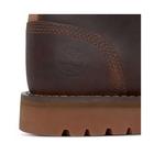 Image of Timberland Earthkeepers Larchmont WP Waterproof Chukka Boots (Men's) - Gaucho Saddleback (Dark Brown) Full Grain