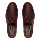 Image of Timberland London Square Oxford Shoes (Women's) - Burgundy (Dark Port Mincio)