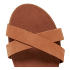 Image of Timberland Malibu Waves Ankle Sandals (Women's) - Saddle Naturebuck