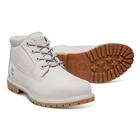 Image of Timberland Nellie Chukka Double WP Boots (Women's) - Light Grey Nubuck