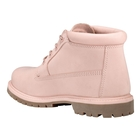 Image of Timberland Nellie Chukka Double WP Boots (Women's) - Light Pink Nubuck