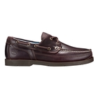 Image of Timberland Piper Cove 2 Eye Boat Shoes (Men's) - Dark Brown Full Grain