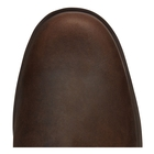 Image of Timberland Radford Plain Toe Chelsea (Men's) - Dark Brown Full Grain (Potting Soil Saddleback)