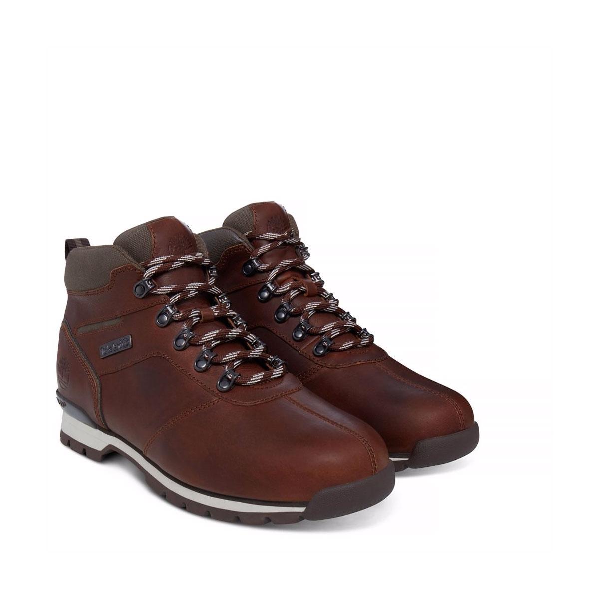 presenting skate shoes outlet online Timberland Splitrock 2 Hiker Walking Boots (Men's) - Medium Brown Full Grain