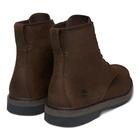 Image of Timberland Squall Canyon Plain Toe WP Boot (Men's) - Dark Brown Full Grain (Potting Soil Saddleback)
