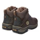 Image of Timberland White Ledge Mid WP Walking Boots (Women's) - Dark Brown Full Grain