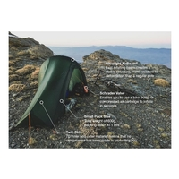Vango F10 Project Hydrogen 1 Person Tent
