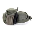 Image of Vanguard Endeavor 400 Birding Waist Bag - Green