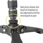 Image of Vanguard VEO 2S AM-234TR Monopod With Tri-Feet And Smartphone Connector