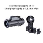 Image of Vanguard Vesta 8320M Monocular + Smartphone Digiscoping Kit