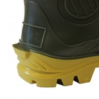 Image of Vass 740E Super Nova Chest Waders - Non Studded Cleated Sole - Dark Green
