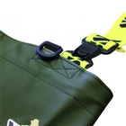 Image of Vass 740E Super Nova Chest Waders - Studded Cleated Sole - Dark Green