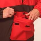 Image of Vass Team Vass 175 Unlined Smock - Editition 3 - Red/Black