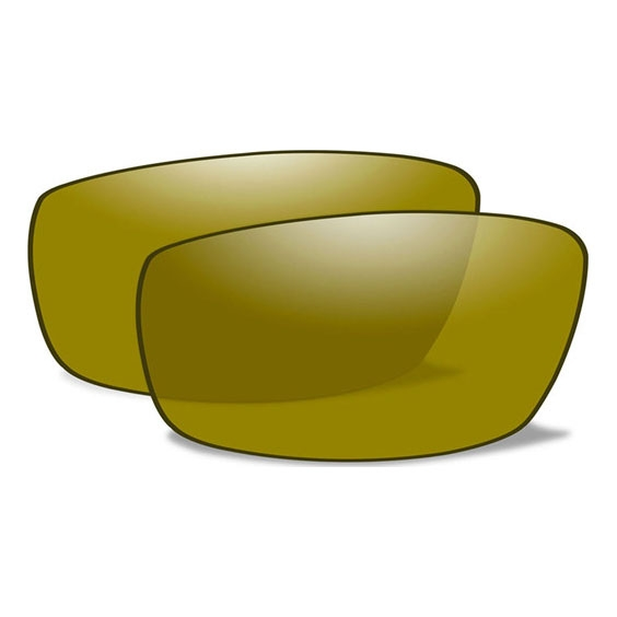 d47c3626601a ... Image of Wiley X Gravity Polarized Sunglasses - Yellow Lens Black  Crystal Frame ...